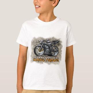 Camiseta Street_Fighter_Black