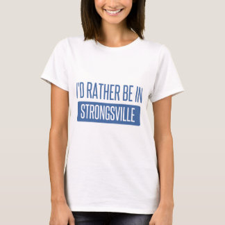 Camiseta Strongsville