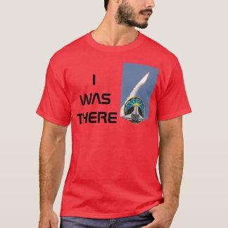 Camiseta sts132, EU ESTAVA LÁ