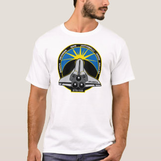 Camiseta STS 132 Atlantis