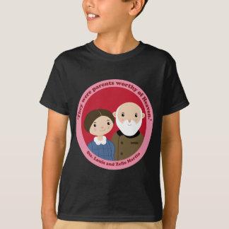Camiseta Sts. Louis e Zelie Martin