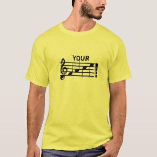 Camiseta Sua CARA! (TC)