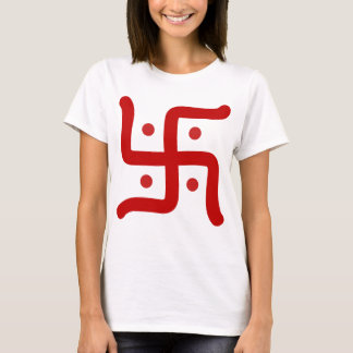 Camiseta Suástica Hindu