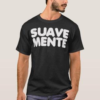 Camiseta Suavemente (Mente cortês)