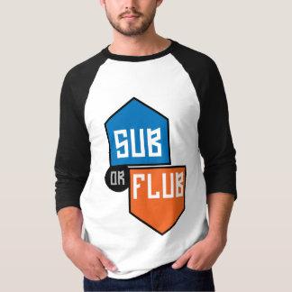 Camiseta Sub ou Flub??