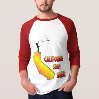 Camiseta Subir da inclinação de Califórnia