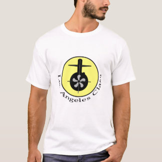 Camiseta Submarinos do Angeles-class do Los