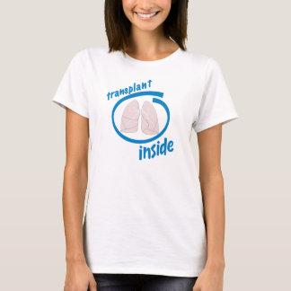 Camiseta Substituição da transplantação