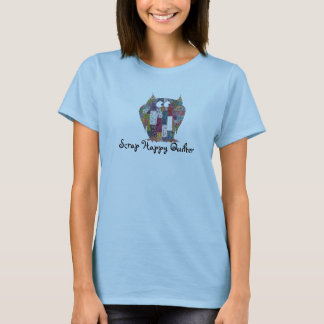 Camiseta Sucata feliz