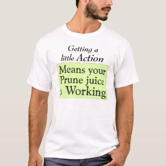 Camiseta Suco da ameixa seca