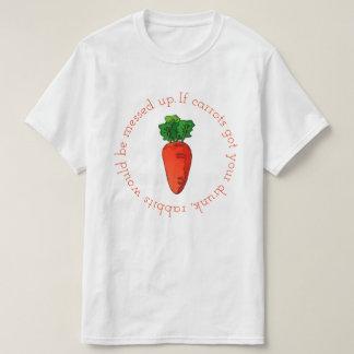Camiseta Suco de cenoura