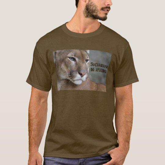 Camiseta Suçuarana da Amazonia