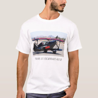 Camiseta Suderman Pitts Yuma, EQUIPE SUDERMAN ASD