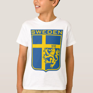 Camiseta Suecia