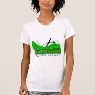 Camiseta Suecia crescente