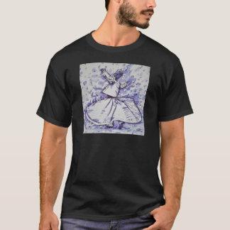 Camiseta sufi que gira - NOVEMBRO 19,2017