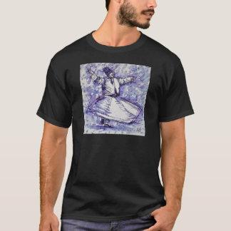 Camiseta sufi que gira - NOVEMBRO 27,2017