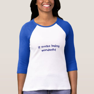 Camiseta suga ser maravilhoso