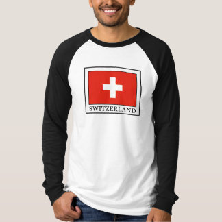 Camiseta Suiça