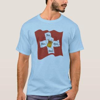 Camiseta Suíça - Suisse Svizzera - Svizra - Switzerland