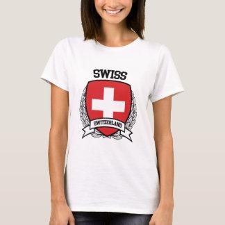 Camiseta Suíço