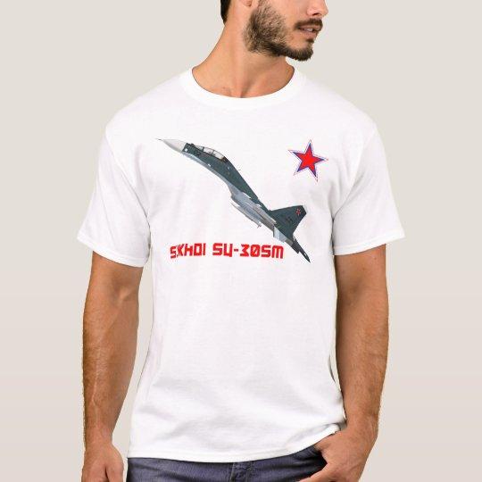 Camiseta Sukhoi Su-30SM VKS