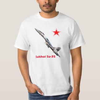 Camiseta Sukhoi Su-35 Super Flanker