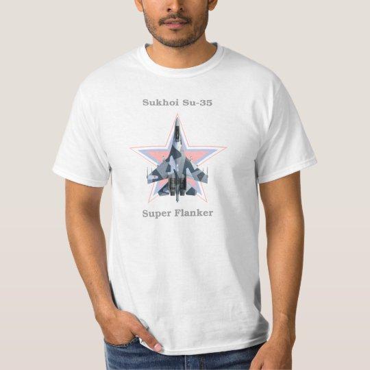 """Camiseta Sukhoi Su-35 Super Flanker """"902"""""""