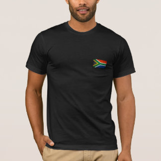 Camiseta Sul - t-shirt africano