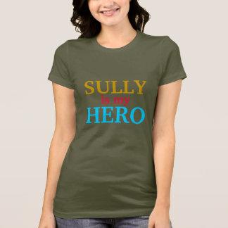 Camiseta Sully é meu herói