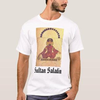 Camiseta Sultão Saladin, sultão Saladin