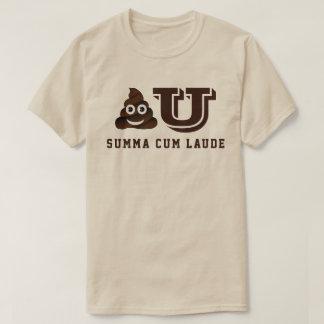 Camiseta Summa de Poo U com Laude
