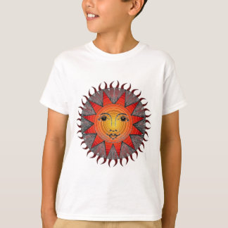 Camiseta Sun de sorriso