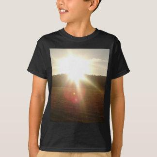 Camiseta Sun dourado 2