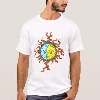 Camiseta Sun/lua