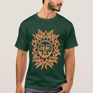 Camiseta Sun nele é o esplendor