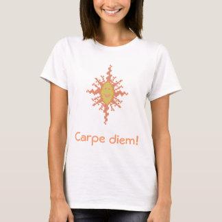 Camiseta Sunburst, diem de Carpe!