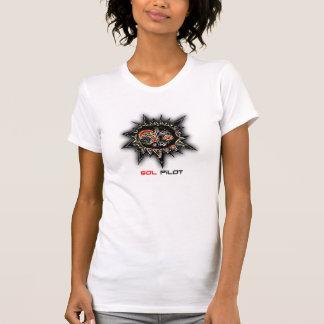 Camiseta Sunburst piloto do solenóide (nenhuma capas)