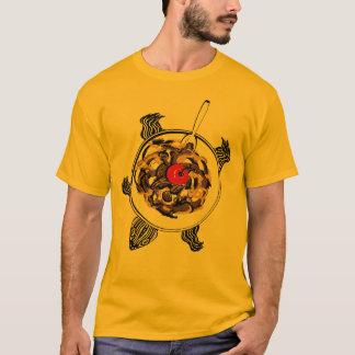 Camiseta Sundae da tartaruga