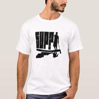 Camiseta SUP? Silhueta dos Paddlers
