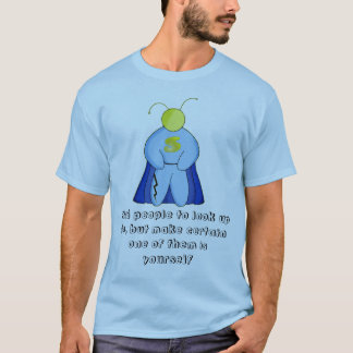 Camiseta Super-herói
