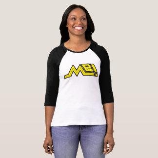 Camiseta Super mim! (mulher)