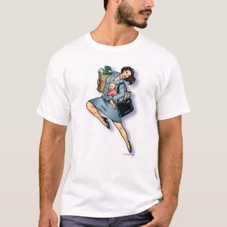Camiseta Super-Mulher