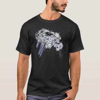 Camiseta Supergirl totalmente impressionante