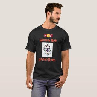 Camiseta Superior aumentado