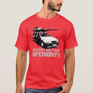 Camiseta Superiourity militar sueco