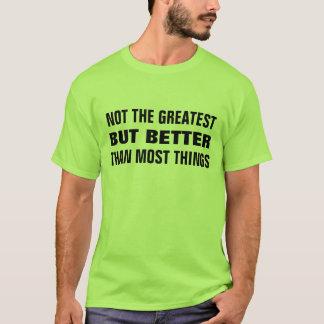 Camiseta superlativos