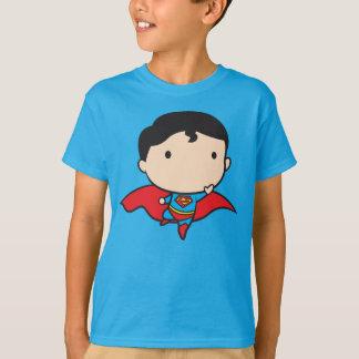 Camiseta Superman frente e verso de Chibi