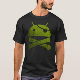 Camiseta Superuser do Android