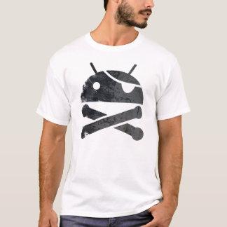 Camiseta Superuser oficial do Android